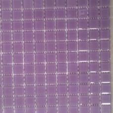 Кристална мозайка Lyrette лилава A119, 23x23x4 mm