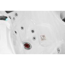 Вана SUNSET, серия Luxury, 5 места, 215 x 200 x 91 cm