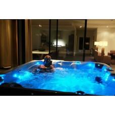 Вана Wave, серия Luxury, 4 + 1 места, 213 x 213 x 91 cm